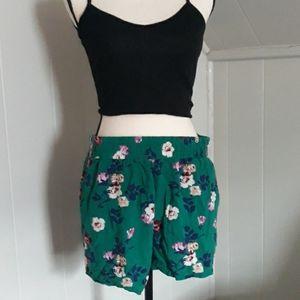 Apt 9 floral shorts